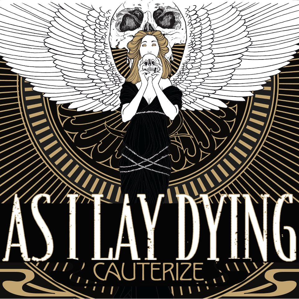 Cover, coverart As I Lay Dying band metalcore