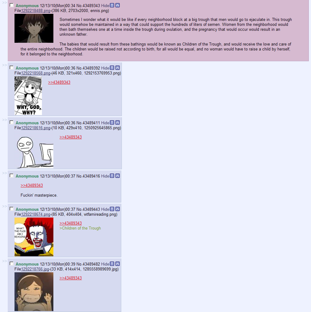 fucking masterpiece tldr 4chan