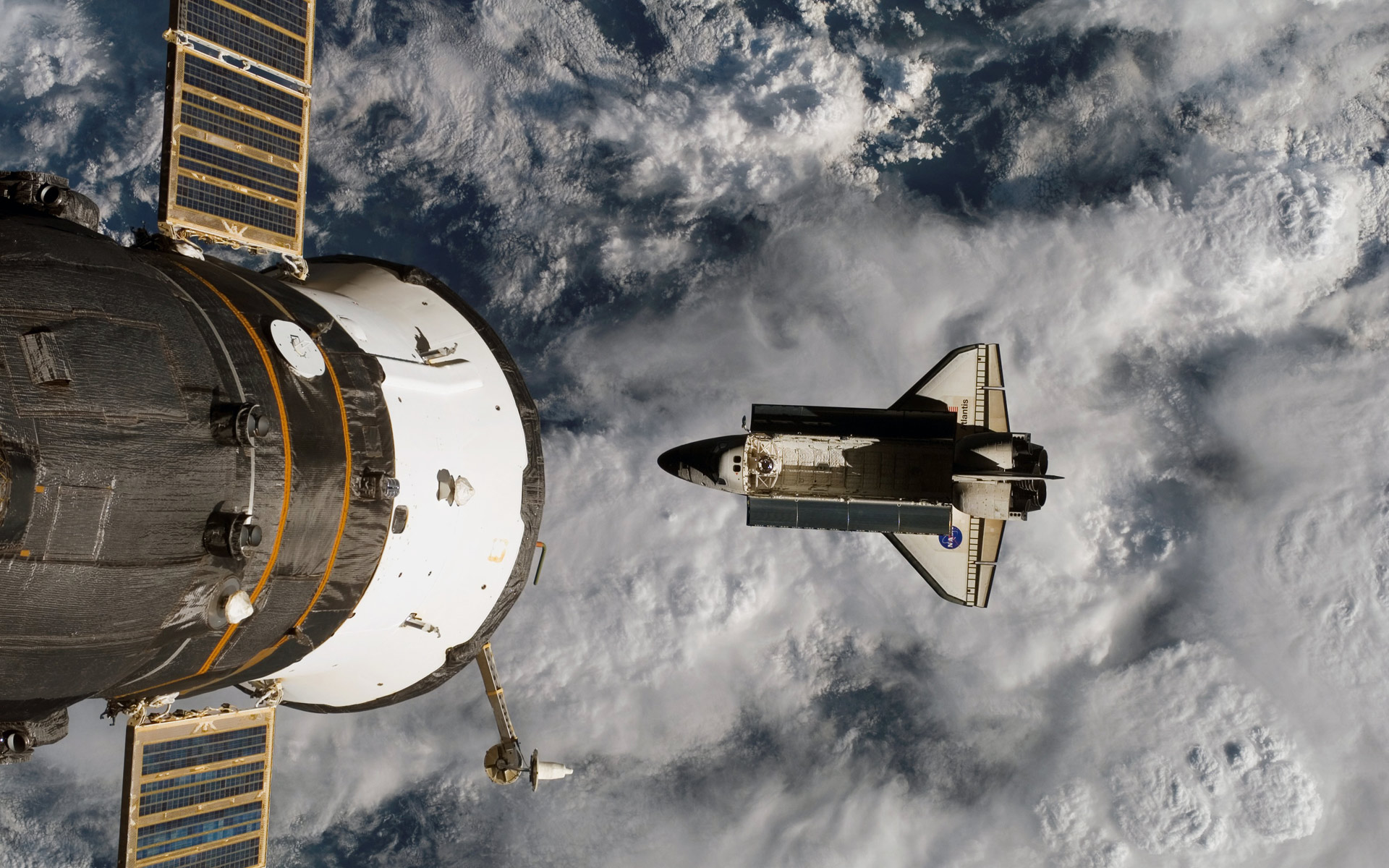 Space Shuttle Atlantis - Pictures, posters, news and ...