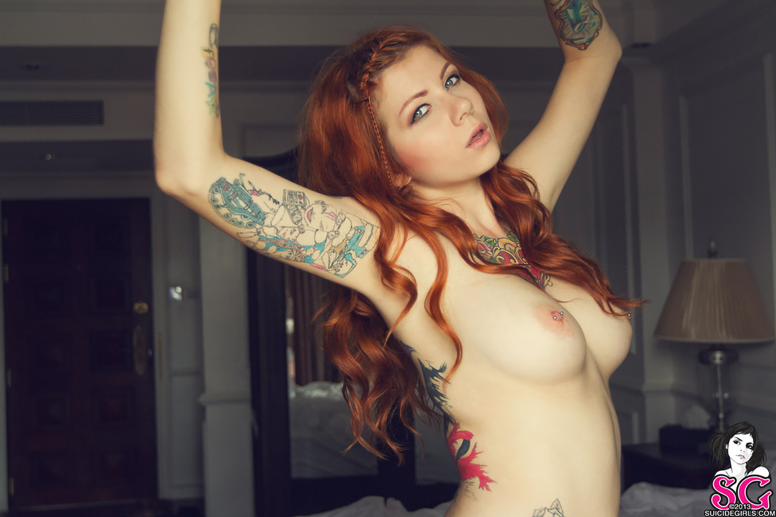 Congratulate, seems Nude women tatoo redhead commit error