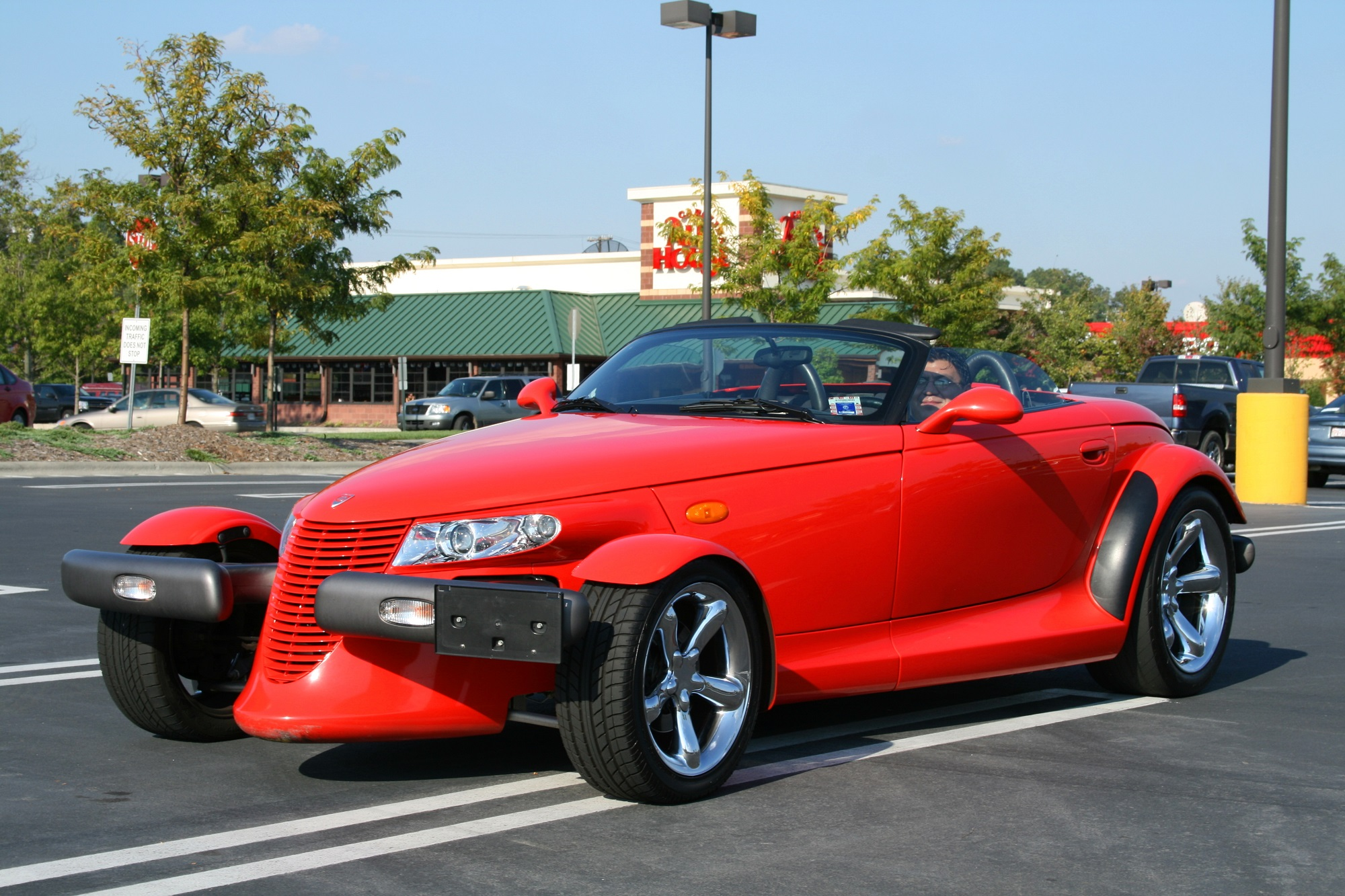 Plymouth Prowler Karl@IsTheIdiot after me misan™ the